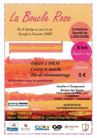 La Boucle Rose // Octobre Rose